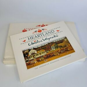 NEW / SEALED 1994 Collector's Edition Book Heartland - Charles Wysocki - SIGNED