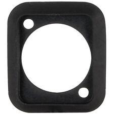 Neutrik SCDP-0 Sealing Gasket for D-size Connectors Black