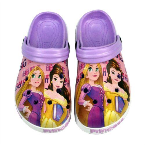18mths - 9yrs Disney® Princess Girls Sandals Clogs Beach Shoes UK Sizes