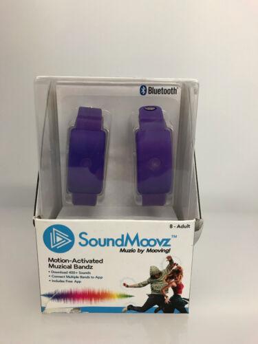 Sound moovz-Purple-new damaged box-Free Delivery