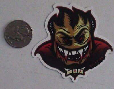 spitfire wheels sticker samurai skate skateboard laptop cell bumper decal