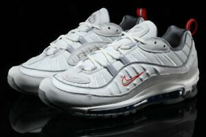 air max 98 rouge blanche