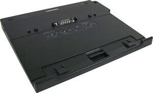 Toshiba-Express-Port-Replicator-II-Dockingstation-PA3680E-1PRP-fuer-Tecra-Portege