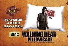 The Walking Dead Daryl Dixon Norman Reedus Pillowcase
