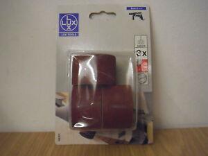 Ersatz Schleifbänder für Schleifzylinder 50 / 80 / 150 Maße = 45 mm x 30 mm LUX