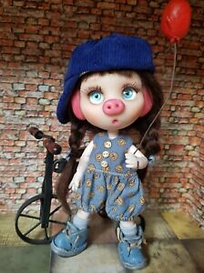 OB11-Piggy-Handcrafted-Doll