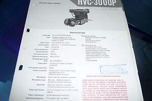 original In Vielen Stilen Offen Service Manual-anleitung Für Sony Hvc-3000p