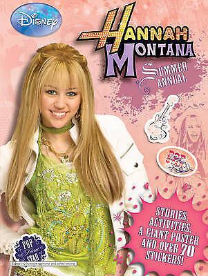 """""""AS NEW"""" """"Hannah Montana"""": Summer Annual (Summer Annual 2009), , Book"""