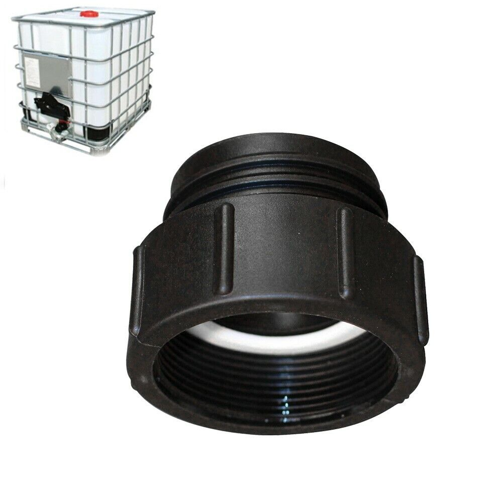 IBC Adapter Connector Fine Thread 2Inch To Coarse Thread S60x6 Container-Tank