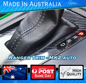 Carbon-Shift-trim-Sticker-fits-ford-ranger-Console-Decal-Gloss-Carbon-finish