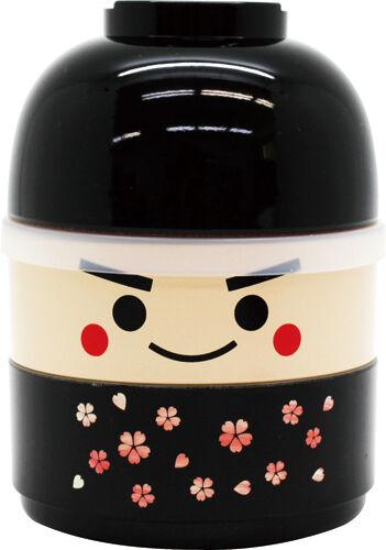 Samurai, GEISHA, etc. Japanese Kawaii poupée bento Boîtes
