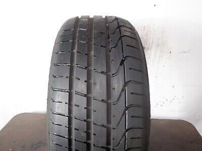 9.5//32 Used 235//40ZR19 Pirelli P Zero Nero GT 96Y