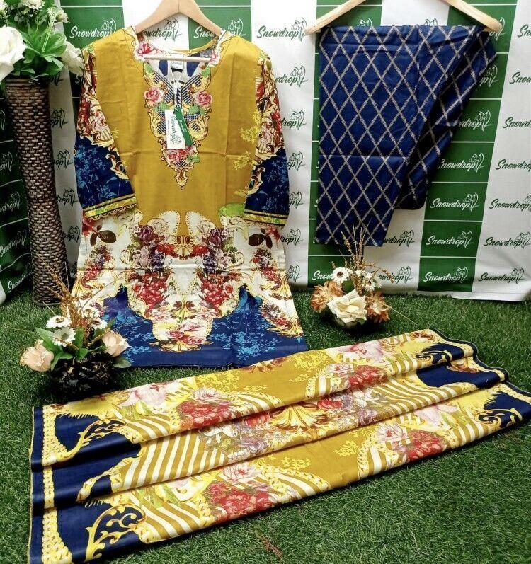 Pakistani Indian Kameez Stitched Size S Kurta/Kurti/Top/Tunic/Shirt Women Dress