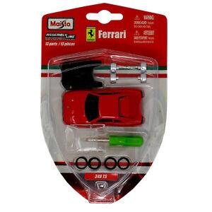 Maisto-Assembly-Line-Ferrari-1-64-Scale-348-TS
