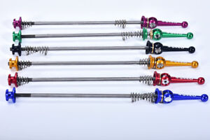 Titanium-alloy-Quick-Release-Skewers-For-Mountain-Road-Bike-Bicycle-Skewer-1Pair