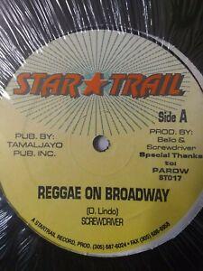 Screwdriver-Reggae-On-Broadway-12-034-Vinyl-Single-REGGAE-DANCEHALL