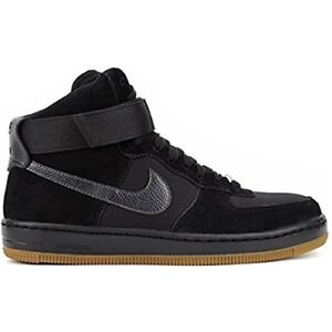 Women-Nike-Air-Force-1-Ultra-654851-003-Black-Trainers