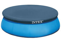 Intex 15' Easy Set Swimming Pool Debris Vinyl Cover Tarp   28023e on sale