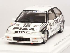 Honda Civic Ef9 Groupe 3 Jtc 500 Km Suzuka 1990 Nakaya - Sato 1:43 Spark S5461