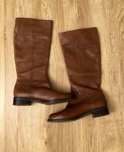 Republic Size Brown 6 Boots Banana Riding Leather 6npZnvd