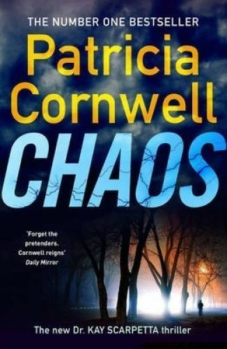 1 of 1 - NEW Chaos By Patricia Cornwell Hardcover Free Shipping