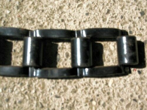 #67XH Flat Detachable Link Steel Chain for Drills Planters Corn Pickers 1 Foot