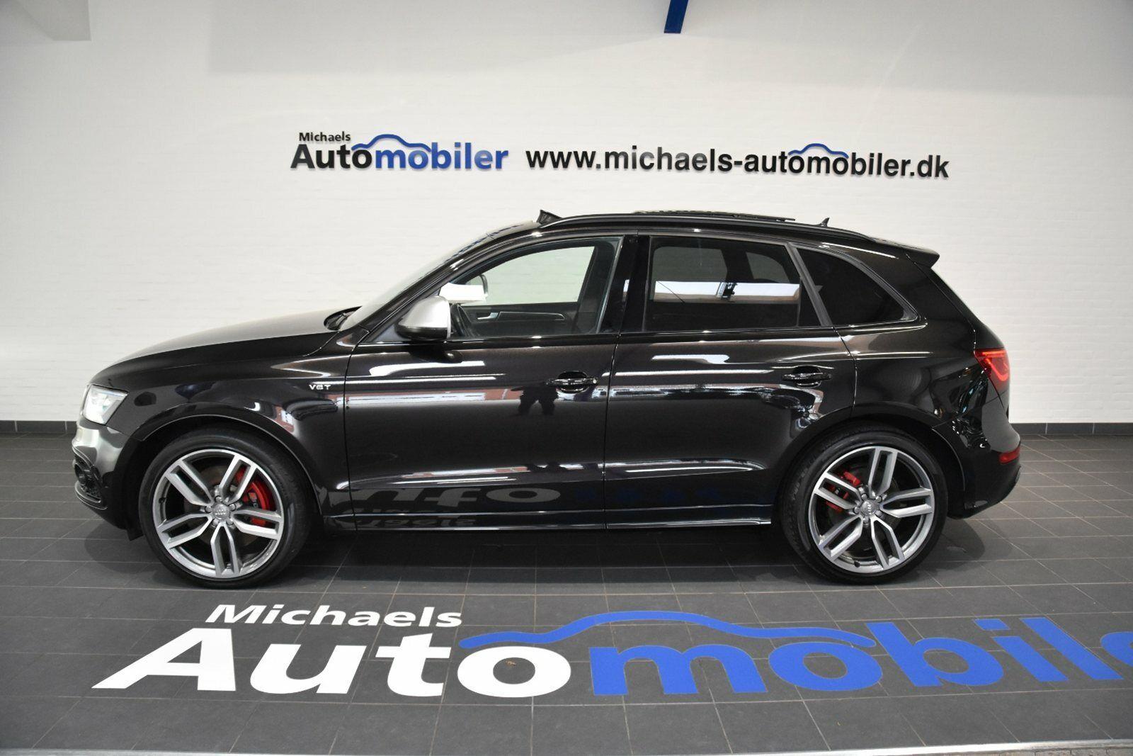 Audi SQ5 3,0 TDi 313 quattro Tiptr. 5d - 749.900 kr.