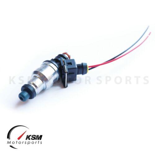 6 X 440cc Inyectores De Combustible Para Nissan RB20 RB24 RB25 RB26 RB30 R31 R32 2.0 3.0 e85