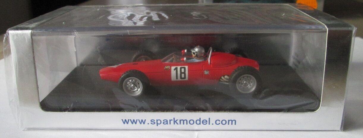 F1 1 43 BRM P57 GERMAN GP 1964 G. BAGHETTI SPARK