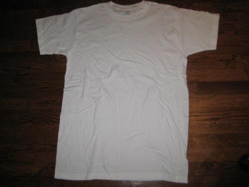 us army white usa made tshirt 100/% cotton  medium,round neck