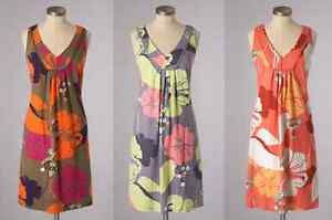 Boden-stunning-039-Tarifa-039-summer-slub-jersey-beach-dress-tunic-NEW-size-8-18