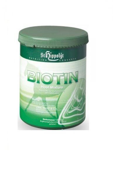 St. Hippolyt Biotin Hoof Mixture 2,5kg  /Kg Hufe Hufwachstum Pferde
