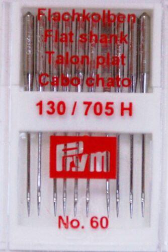 Agujas 130//705 standard 7//60