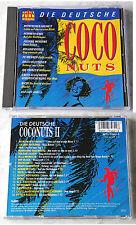 DIE DEUTSCHE COCONUTS II Ulla Meinecke,Heiner Pudelko,Achim Reichel. 1992 WEA CD