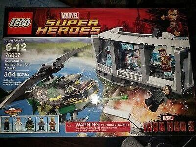 Lego Marvel Super Heroes Minifigure Pepper Potts 76007 Iron Man 3