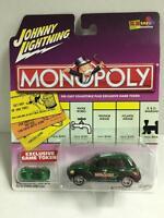 Jl Johnny Lightning 1:64 Die Cast Monopoly Rel 3 '01 Pt Cruiser Kb Toys Exclusiv