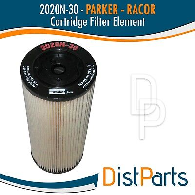 2020N-30 Racor Fuel Filter Element 30 Microns Pack of 4