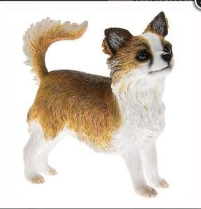 Chihuahua Dog Ornament Figurine Figure Gift Present Leonardo Boxed SALE