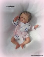 OOAK handsculpted polymer clay** Baby Laura ** by Phil Donnelly
