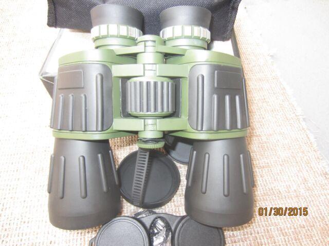 Day/Night Prism  60-50 Binoculars  Military style Perrini