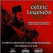 Various Artists : Celtic Legends: Traditional Music/Instru CD Quality guaranteed