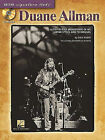Duane Allman: A Step-By-Step Breakdown of His Guitar Styles and Techniques by Dave Rubin (Mixed media product, 2011)