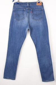 Levi's Strauss & Co Femme 712 Slim Jeans Extensible Taille W31 L32 BBZ605