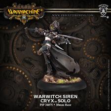 Warmachine: Cryx - Warwitch Siren - Solo PIP 34075 NEW