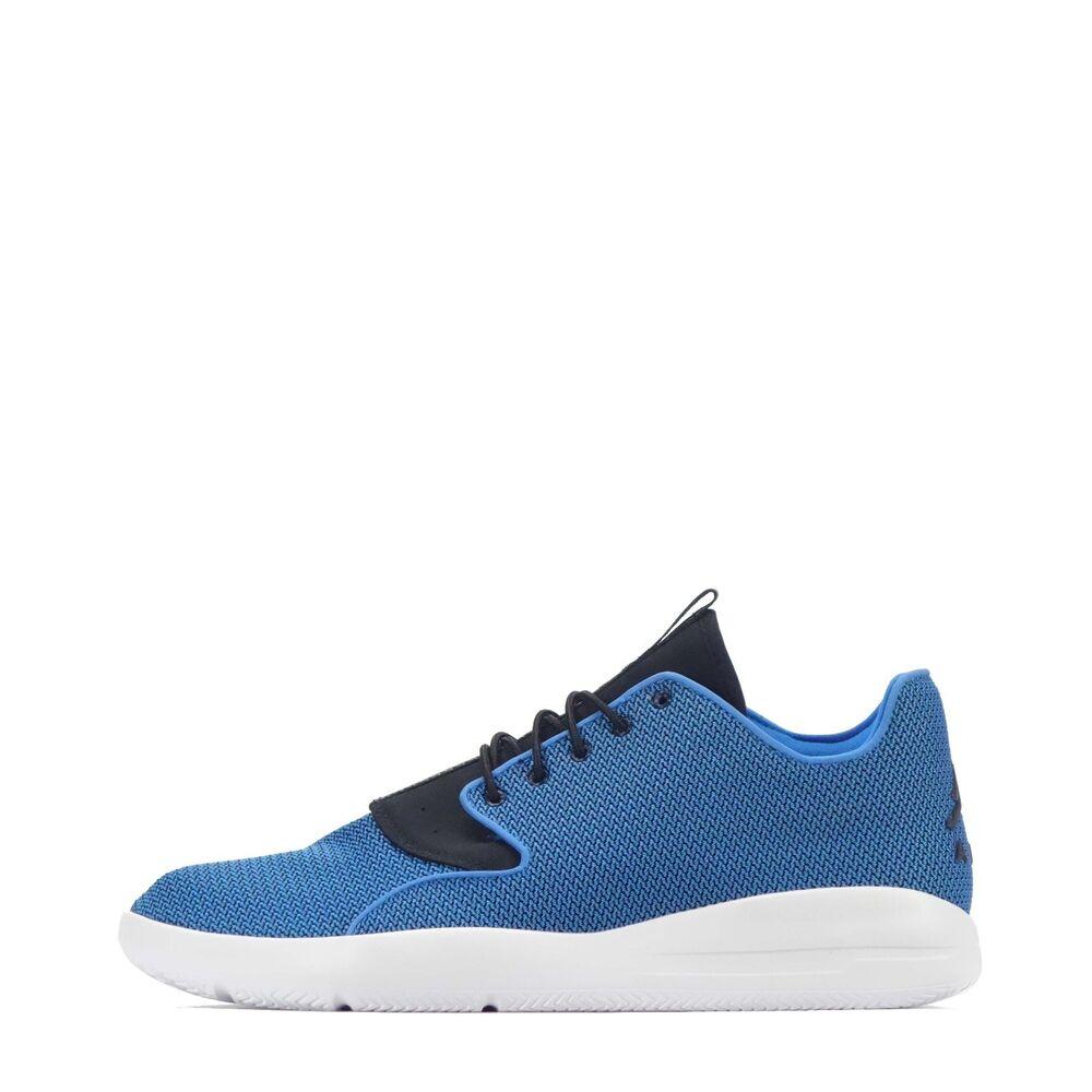 Nike Jordan Eclipse Homme Baskets Chaussures photo Bleu/Noir- Chaussures de sport pour hommes et femmes