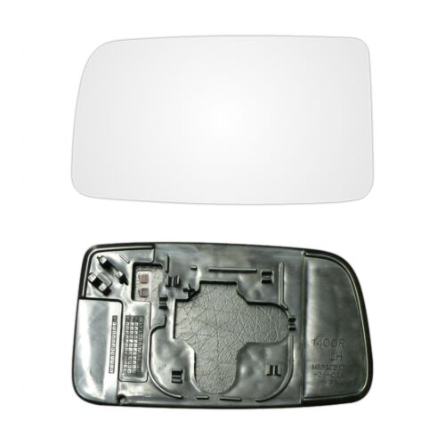 Izquierda asphärisch cristal espejo Indutherm para mitsubishi lancer 2000-2007