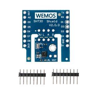 Mini SHT30 I2C Shield Digital Temperature /& Humidity Sensor Module For WeMos D1