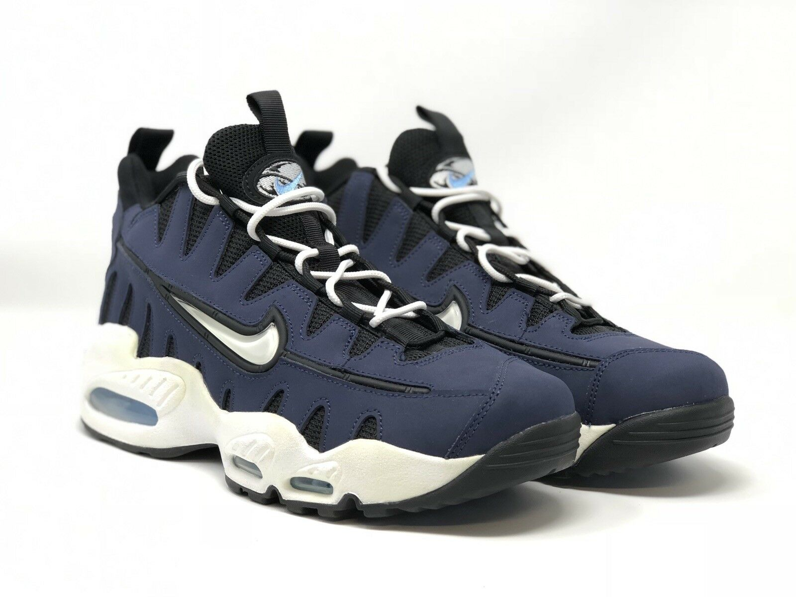 Nike air max nm hideo Uomo no Uomo hideo scarpe metà marina bianchi sz 10,5 nuovi 429749 402 c4c0e4