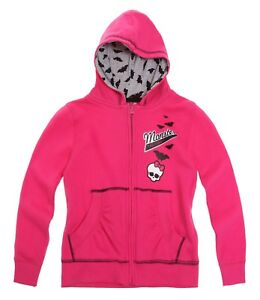 Details zu Monster High Sweatjacke Pink * MOH 307 * Jacke