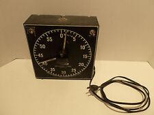 Vintage GraLab Universal 60 Minute Darkroom Timer External Switch Outlet Mod 168